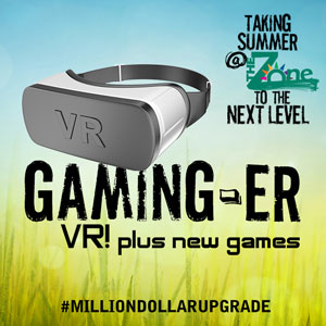 Gaming-er VR! plus new games
