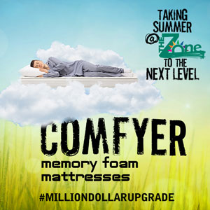 Comfyer memory foam mattresses