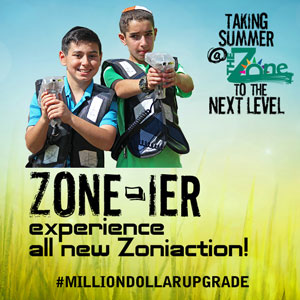 Zone-ier - experience all new Zoniaction!