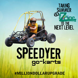Speedyer go-karts